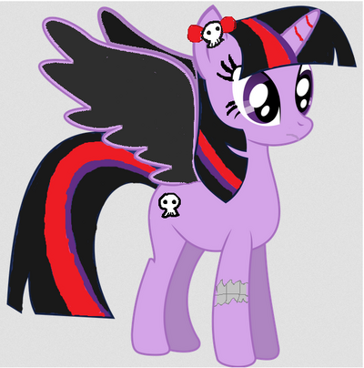 FANMADE Goth or Punk Twilight