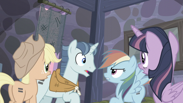 """File:Party """"Didn't you see what just happened"""" S5E02.png"""