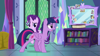 "Twilight ""how could our friendship journal have led"" S7E14"