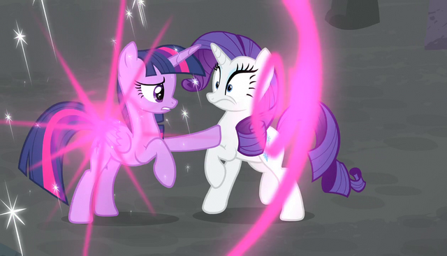 File:Twilight teleports in front of Rarity S5E1.png