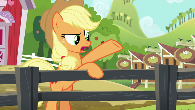 "File:Applejack ""I knew I had to do somethin'!"" S6E10.png"