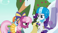 """Cheerilee """"usually the younger ponies drive"""" S6E14"""