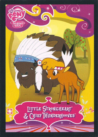 File:Little Strongheart & Chief Thunderhooves Enterplay series 2 trading card.jpg