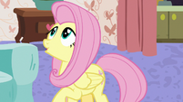 """Fluttershy excited """"where is it?"""" S7E12"""