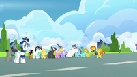 Pegasi ready to fly S3E07