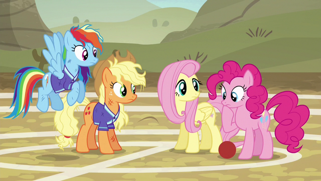 File:Pinkie Pie considering Snails' words S6E18.png