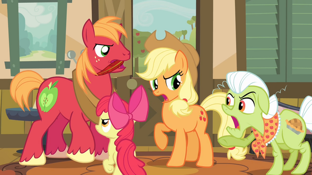 File:The Apples arguing S4E09.png