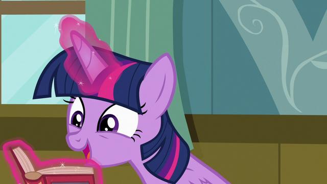 """File:Twilight Sparkle """"it was the treacherous Grogar!"""" S7E3.png"""