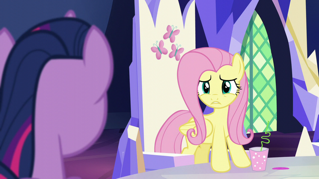 "File:Fluttershy ""accusing him of being downright evil!"" S5E22.png"