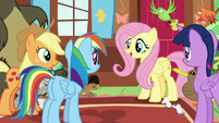 "Fluttershy ""how lovely!"" S7E5"
