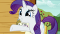 Rarity appears at the CMCs' clubhouse S7E6.png