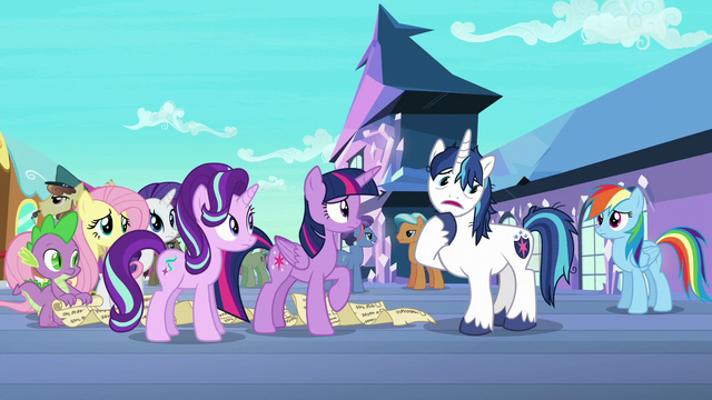 "File:Shining Armor ""she hasn't either"" S6E1.png"