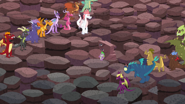 """File:Spike """"I was just going home!"""" S6E5.png"""