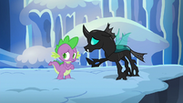 "Thorax ""everyone in the Crystal Empire loves you"" S6E16"