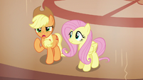 "Applejack ""if I'm tellin' you he said it"" S6E20"