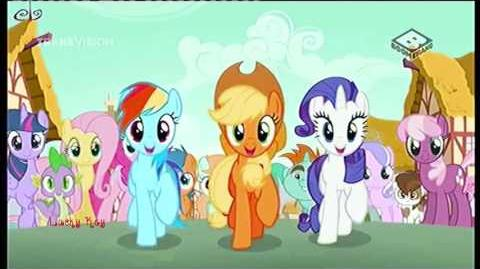 My Little Pony Friendship is Magic - We'll Make Our Mark Indonesian
