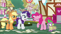 "Pinkie Pie ""all of this will make sense"" S7E9"