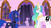 Starlight Glimmer unsure of what's real S7E10