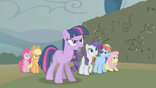 "File:Twilight Sparkle ""Give us our wings and horns back!"" S2E01.png"
