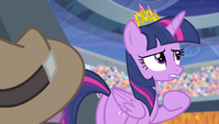"Twilight Sparkle ""I've totally let ponies down"" S4E24"