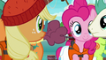 AJ surprised by so many porter ponies S6E22.png