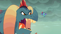 "Torch enraged ""I expressly told you"" S6E5"