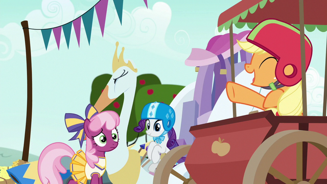 "File:Applejack ""they'll be along"" S6E14.png"