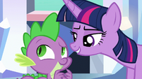 "Twilight Sparkle ""you just risked all of it"" S6E16"
