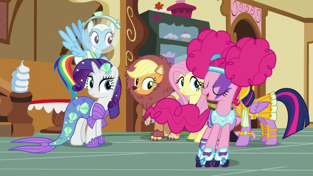 File:Pinkie Pie skates past her friends S5E21.png