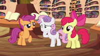 "Scootaloo ""you're okay"" S4E15"