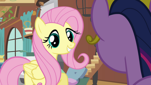 "File:Fluttershy optimistic ""I actually know what to do"" S03E10.png"