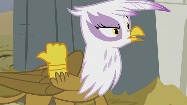 "File:Gilda ""Now you got Grampa Gruff started!"" S5E8.png"
