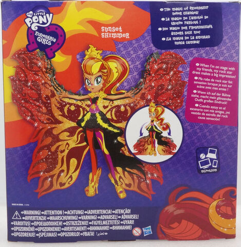 File:Rainbow Rocks Sunset Shimmer Time to Shine doll back of packaging.jpg