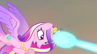 Princess Cadance magic zap S4E11