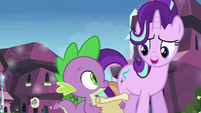 "Starlight ""when were you going to tell me"" S6E1"