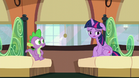 "Twilight ""I have a lot to learn about being a teacher"" S6E2"