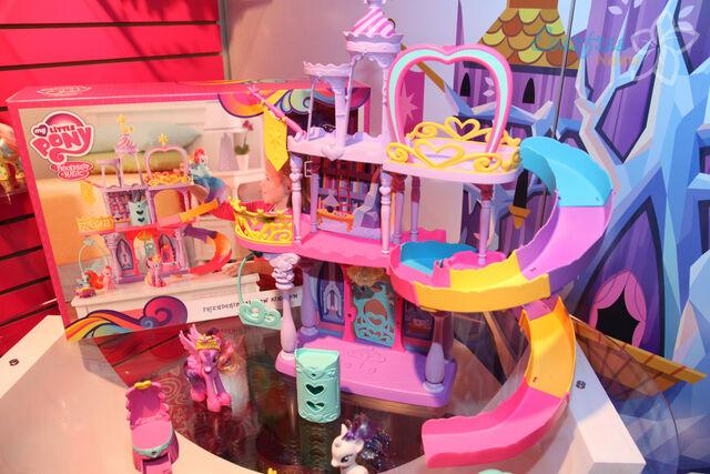 File:Friendship Rainbow Kingdom playset and packaging Toy Fair 2014.jpg
