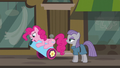 Pinkie happy to have her party cannon back S6E3.png