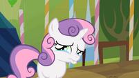 Sad Sweetie Belle S02E05