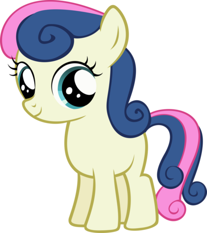 File:FANMADE filly Sweetie Drops by binaryNinj4.png
