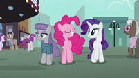 "Pinkie Pie says ""PSSSD"" S6E3"