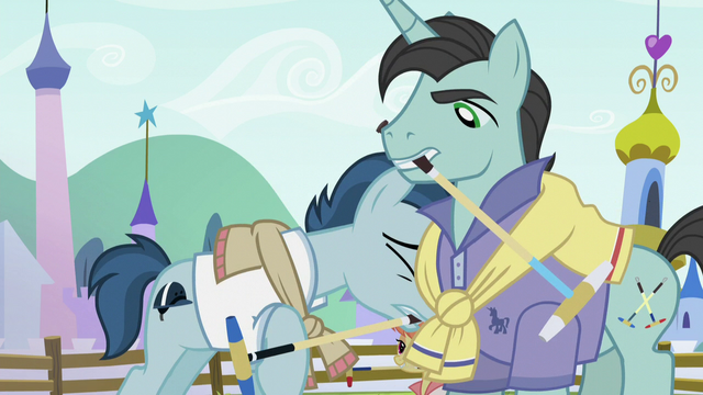 File:Polo ponies bump into each other S5E10.png