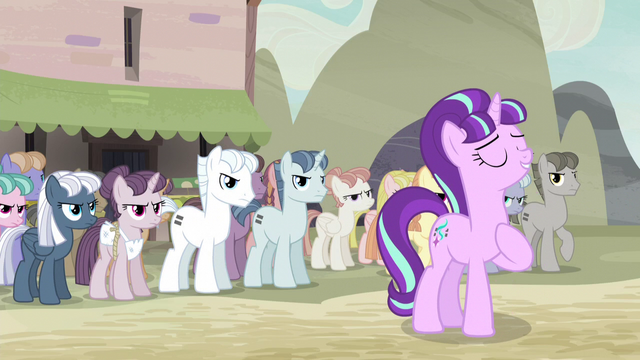 """File:Starlight """"only way to be happy is if we're all equal!"""" S5E2.png"""