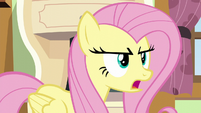 """Fluttershy """"find someplace else to live"""" S6E11"""