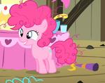 Pinkie Pie obtaining her cutie mark S1E23