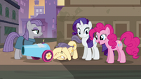 Pinkie Pie pleased with Maud's success S6E3