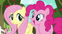 Pinkie Pie understands now S6E18