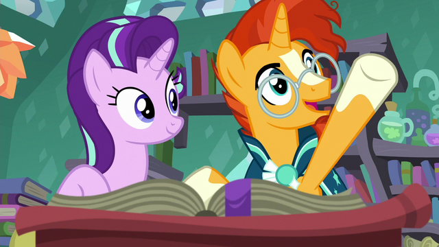 """File:Sunburst """"an object that was lost in the past"""" S7E1.png"""