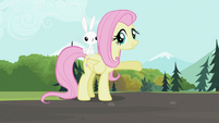 Fluttershy 'waiting for you' S2E07