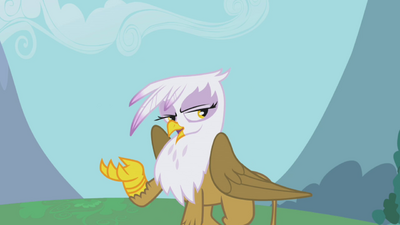 """Gilda """"never get that lame thing out of my head"""" S1E05"""